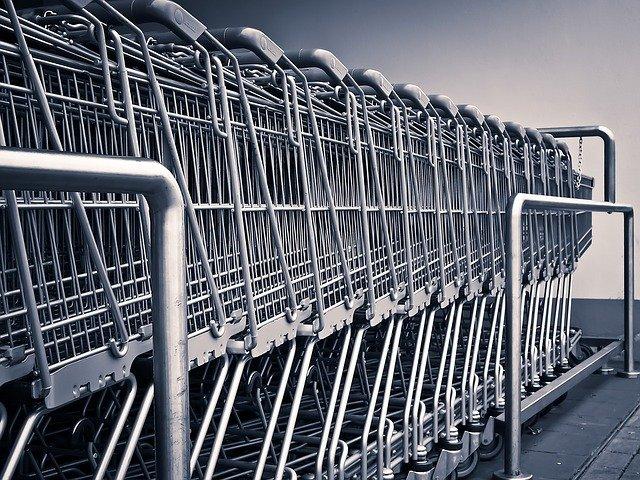 nákupní košíky