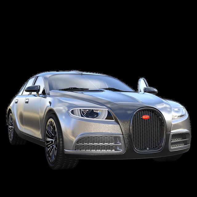 sportovní vůz luxusní