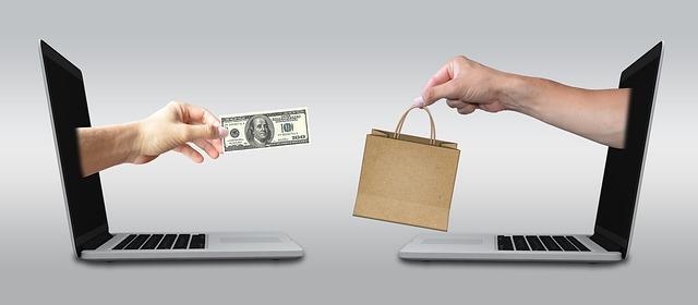 elektronický prodej