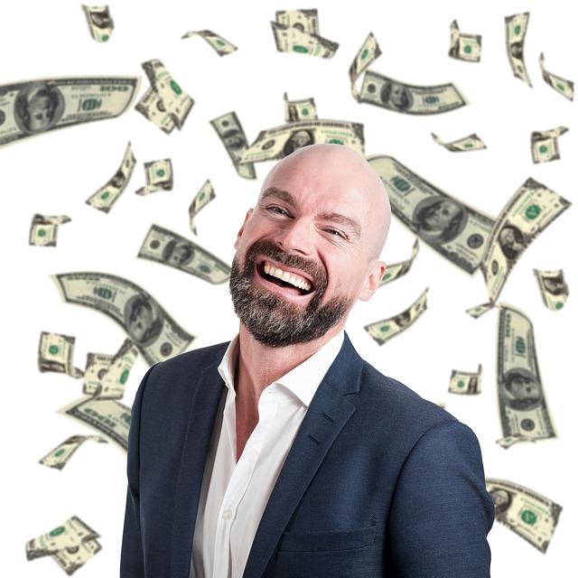 šťastně bohatý