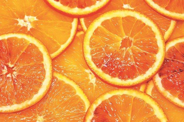 plátky citrusů