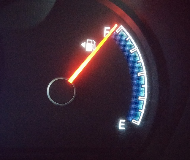 palivoměr
