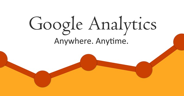google analýza