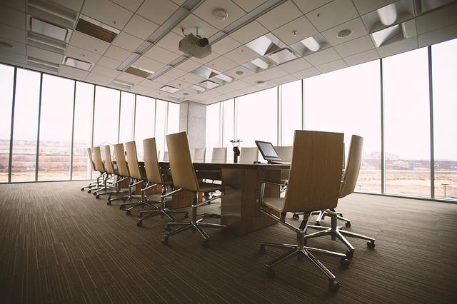 koferenční místnost