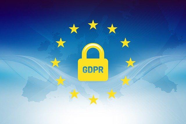 GDPR a evropský symbol